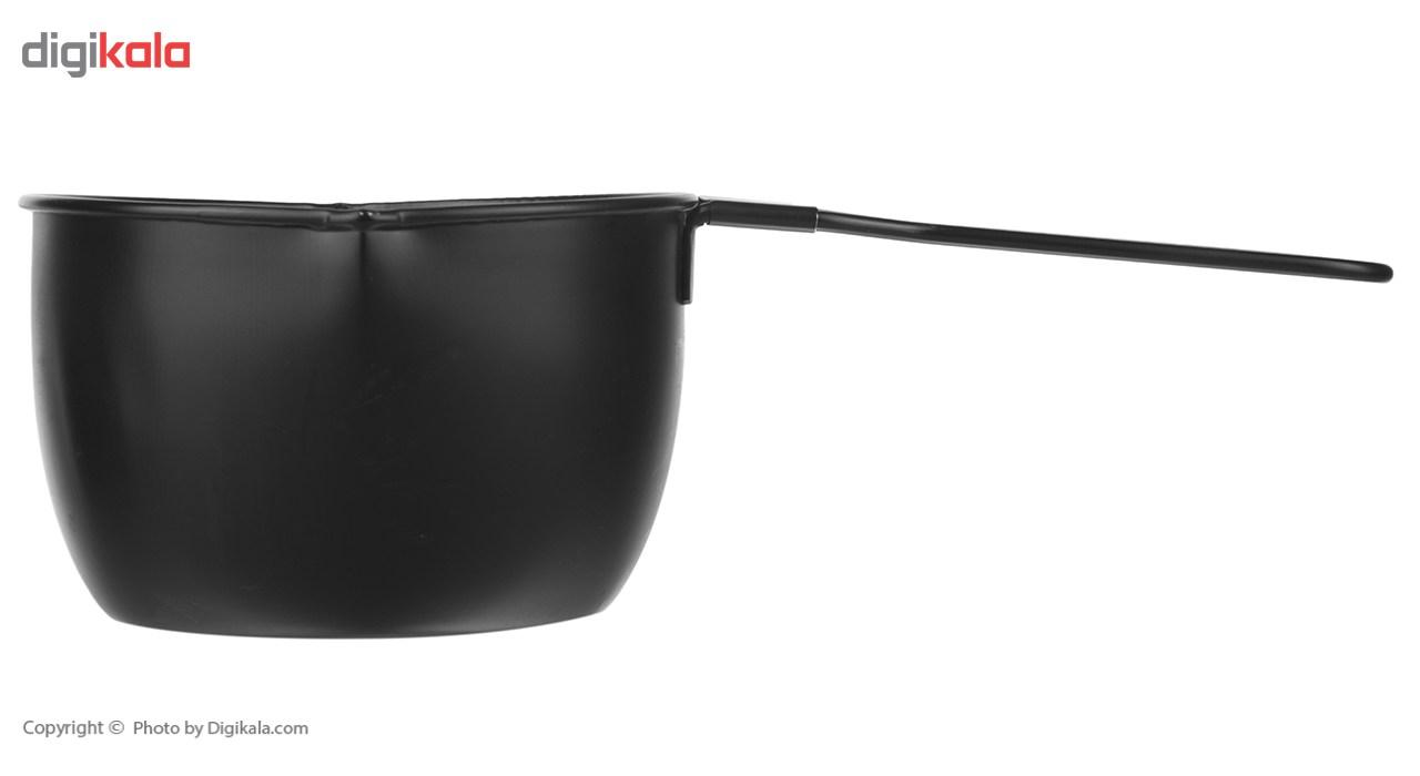 قابلمه و برس روغن بارک مدل DS-90003