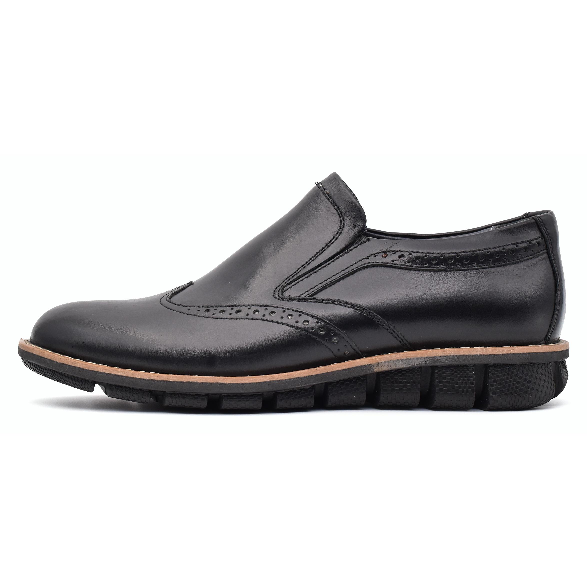 کفش روزمره مردانه البرز مدل آلفرد کد 4955