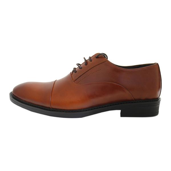 کفش مردانه چرم آرا کد sh001 as
