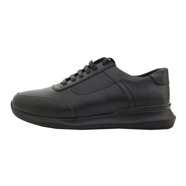 کفش روزمره مردانه چرم آرا کد sh003 me
