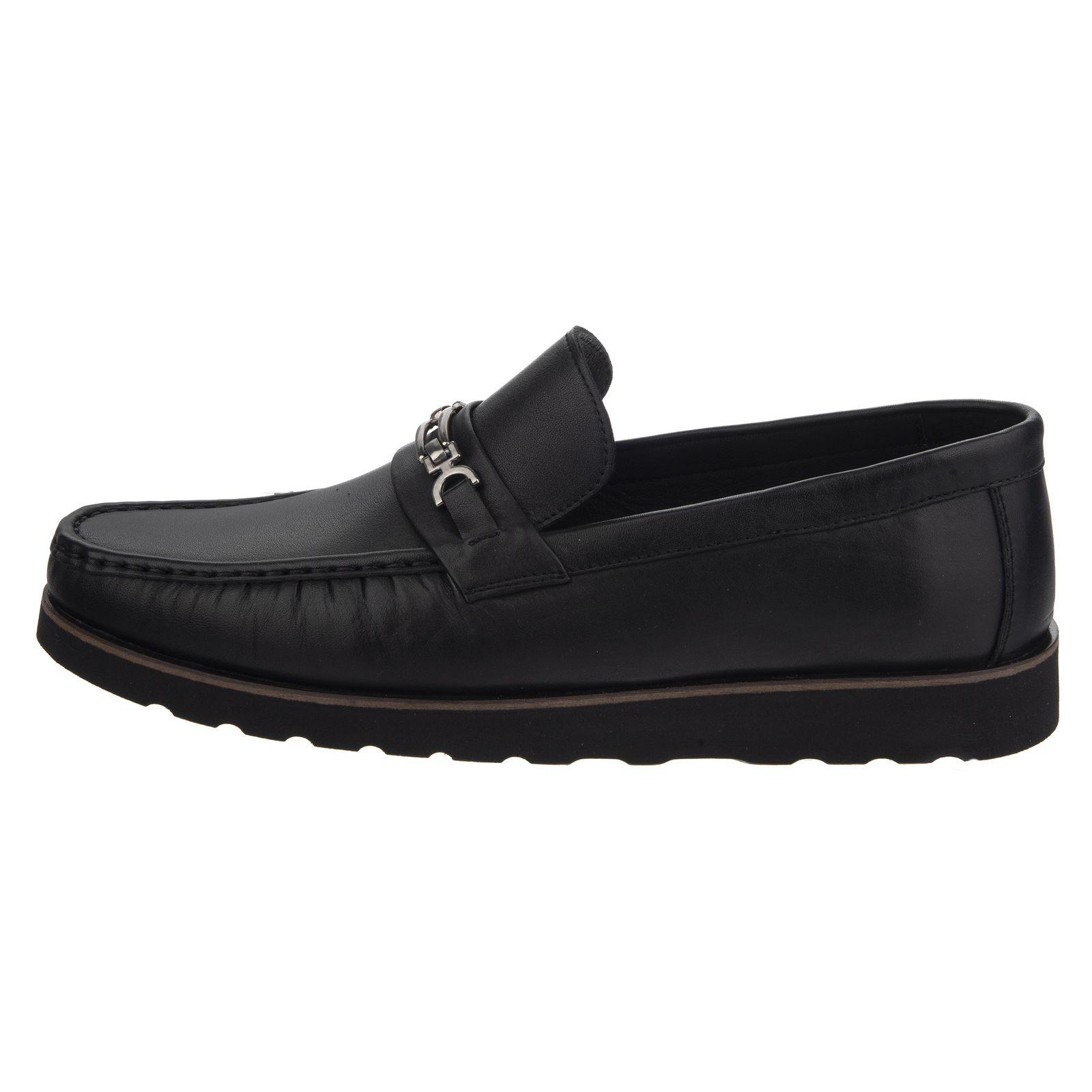 کفش مردانه گاندو مدل 711-99 - مشکی - 2