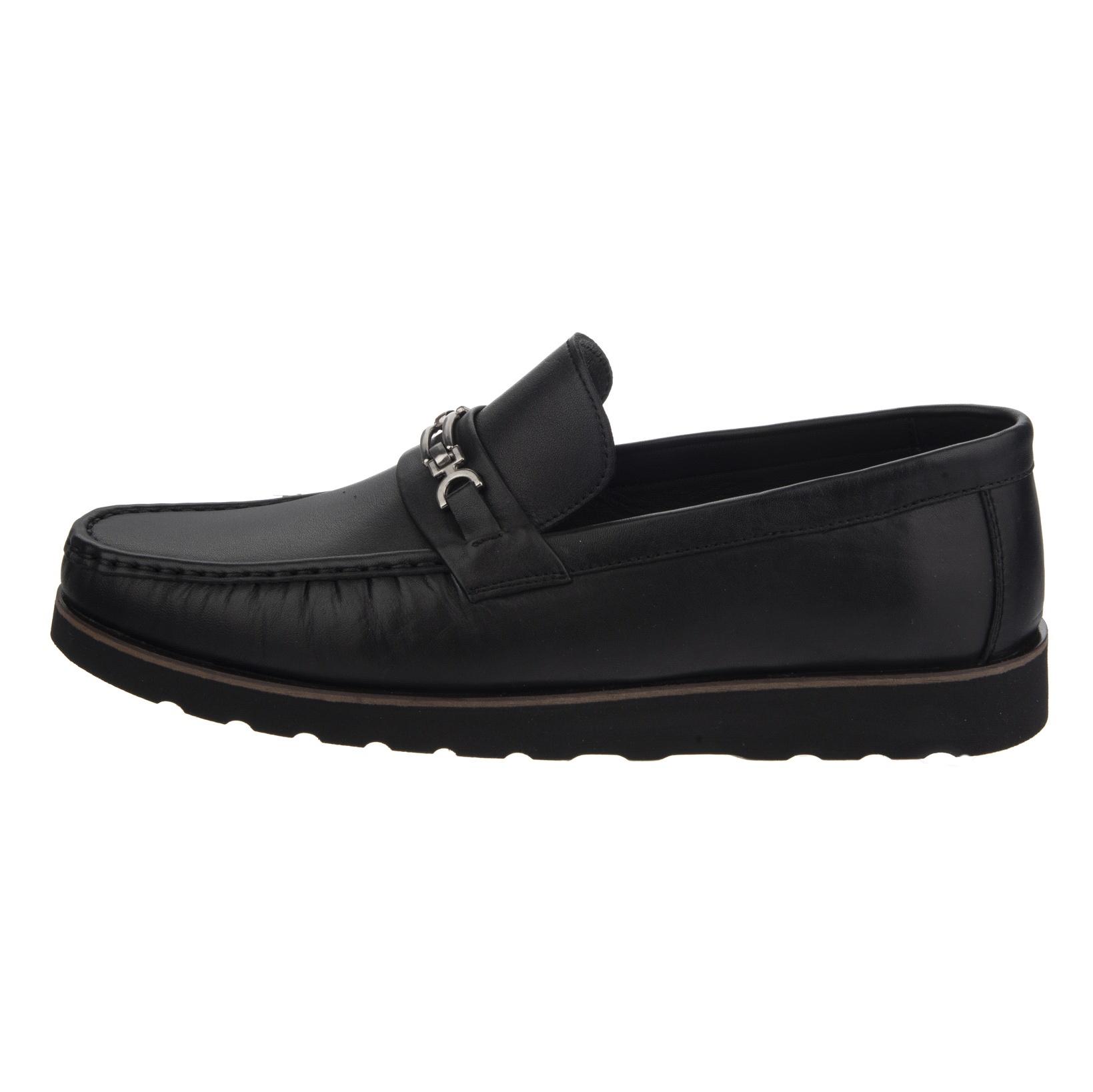 کفش مردانه گاندو مدل 711-99 - مشکی - 3