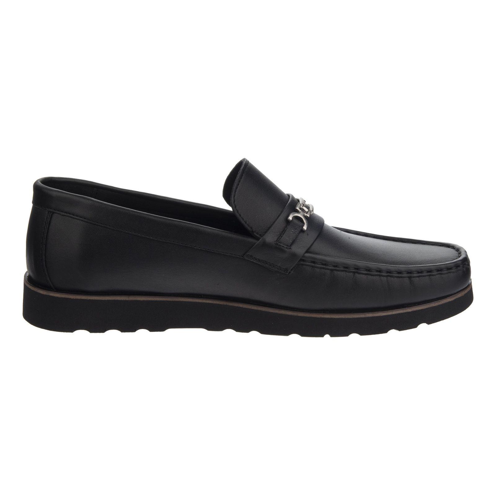 کفش مردانه گاندو مدل 711-99 - مشکی - 5