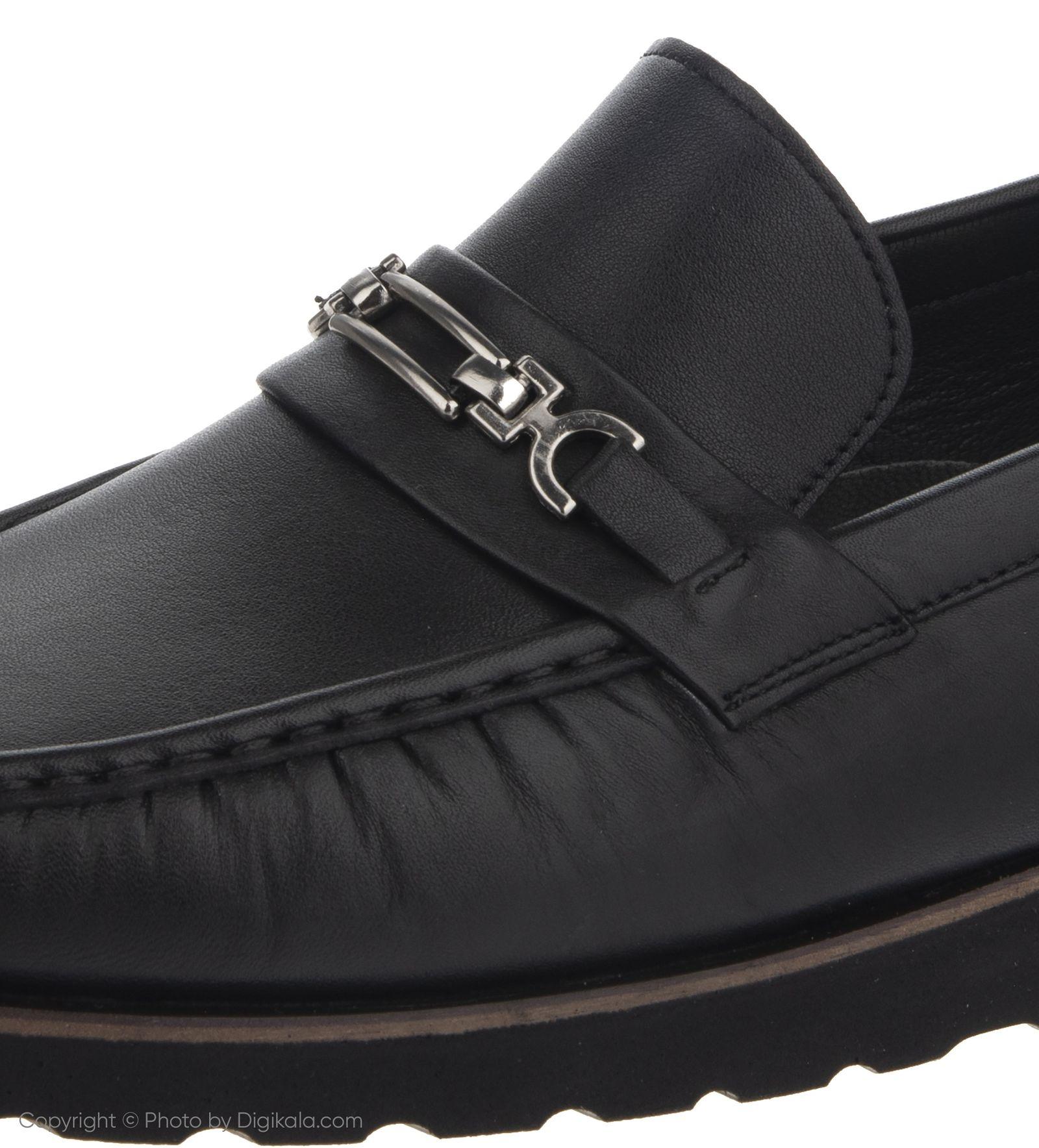 کفش مردانه گاندو مدل 711-99 - مشکی - 6