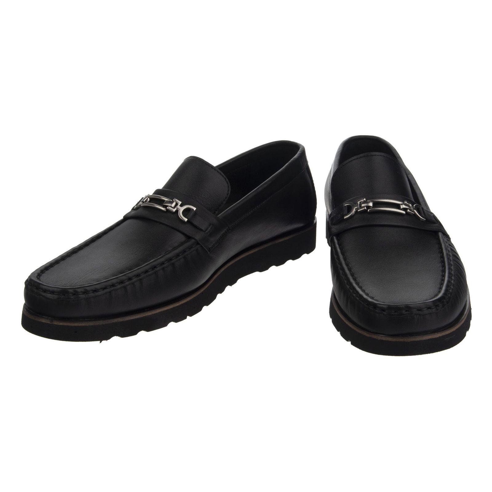 کفش مردانه گاندو مدل 711-99 - مشکی - 7