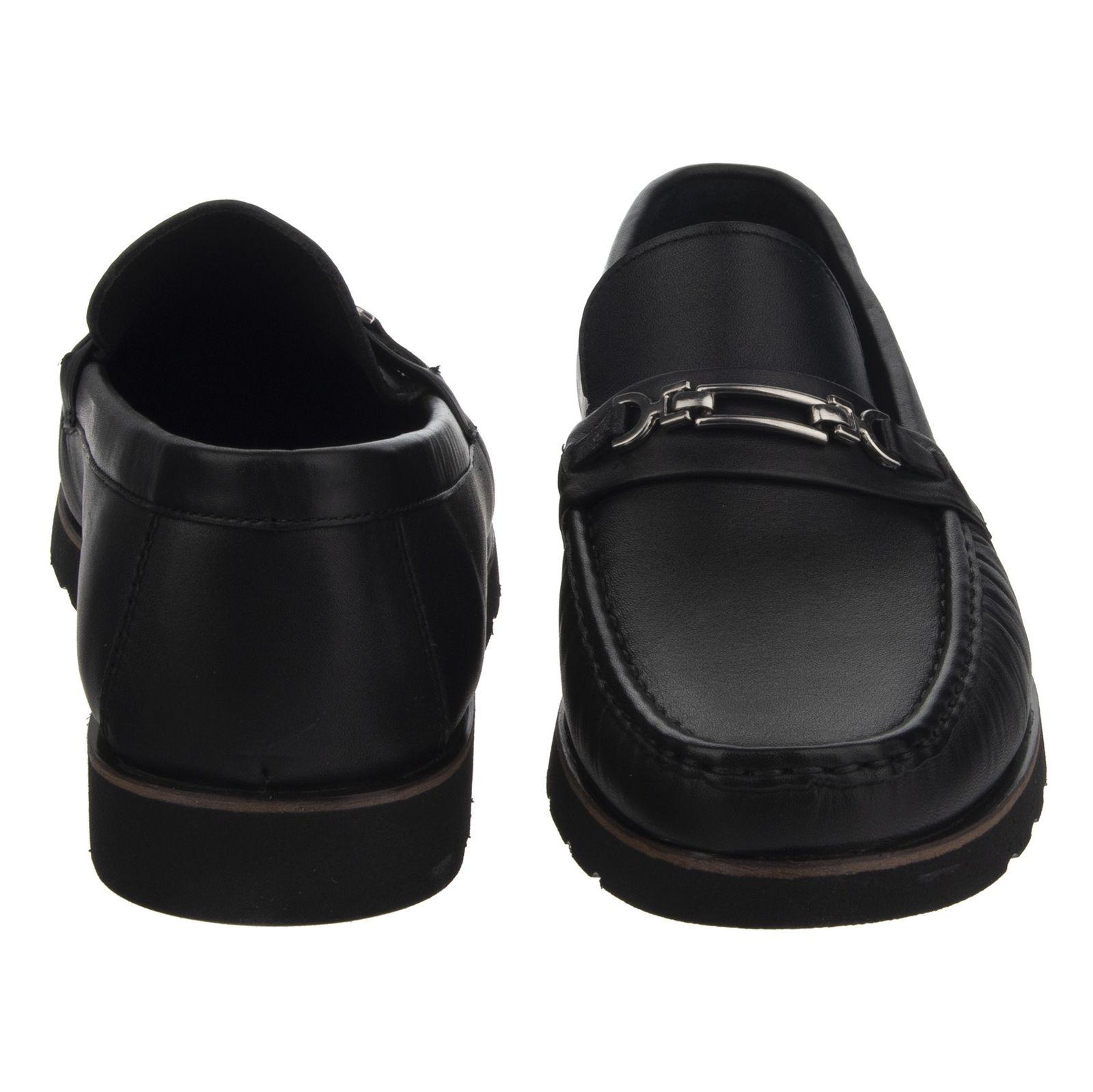 کفش مردانه گاندو مدل 711-99 - مشکی - 8