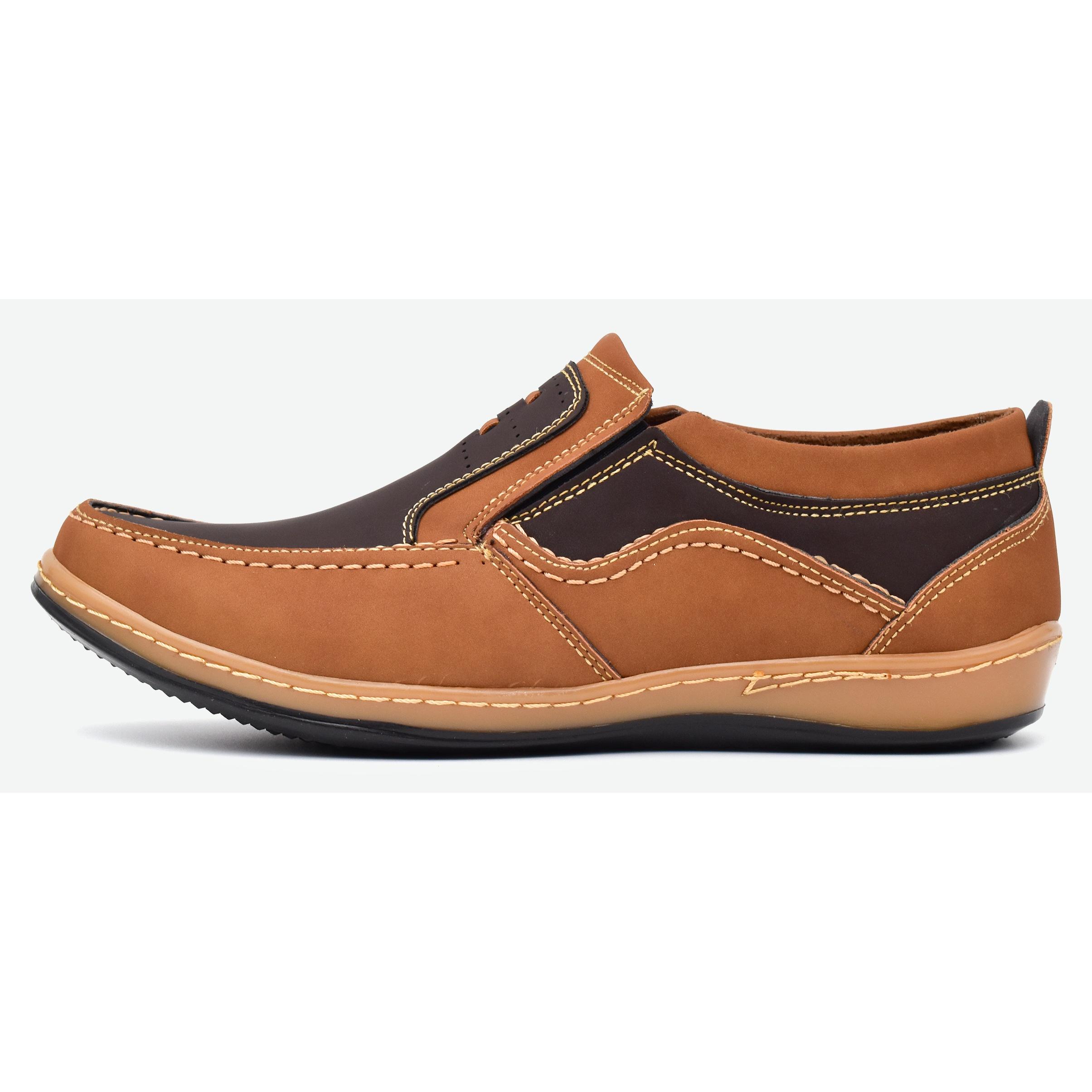 کفش روزمره مردانه گلپا مدل پدرام کد 5532