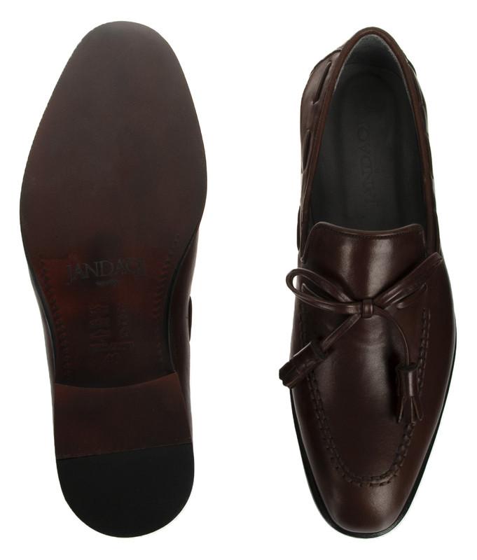 کفش روزمره مردانه جندقی کد 2