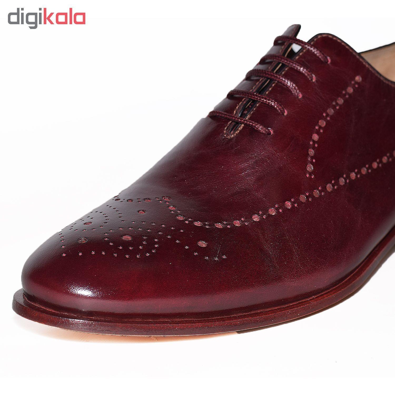 کفش مردانه دگرمان مدل غوغا کد wh.c.wing.02 -  - 3