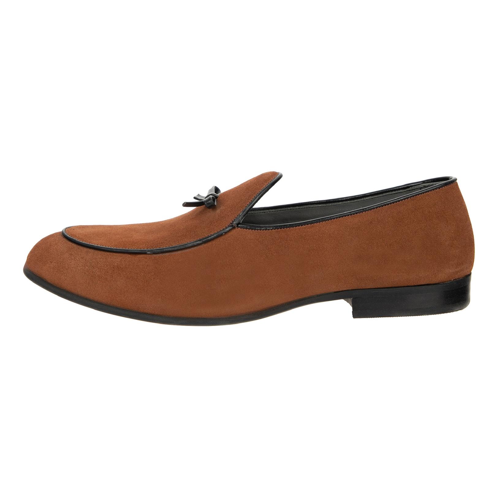کفش روزمره مردانه جندقی مدل ss.1910007