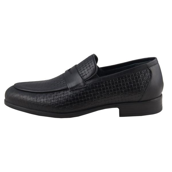 کفش مردانه مارال چرم مدل لوکاس