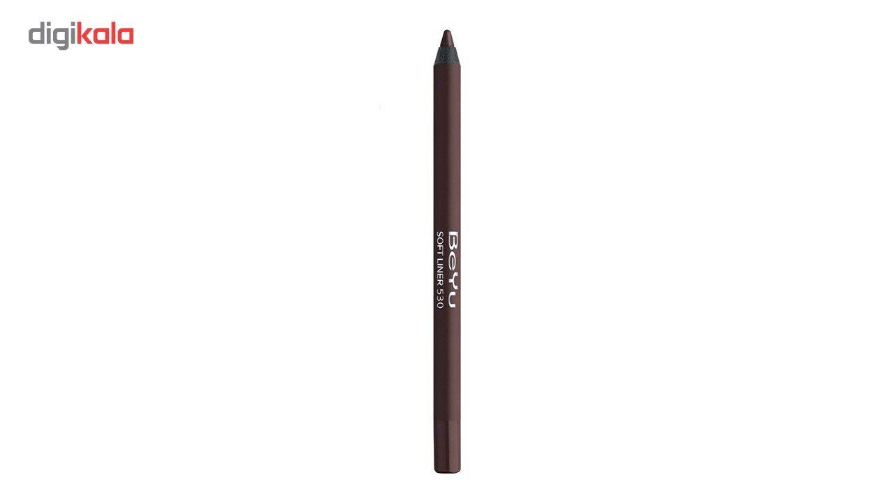 مداد لب بی یو سری Softline شماره 530 -  - 3