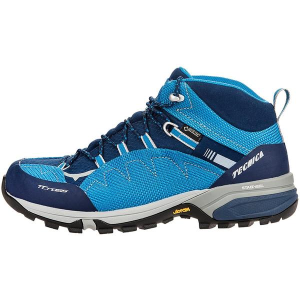 کفش کوهنوردی زنانه تکنیکا مدل T-Cross Mid Synthetic GTX