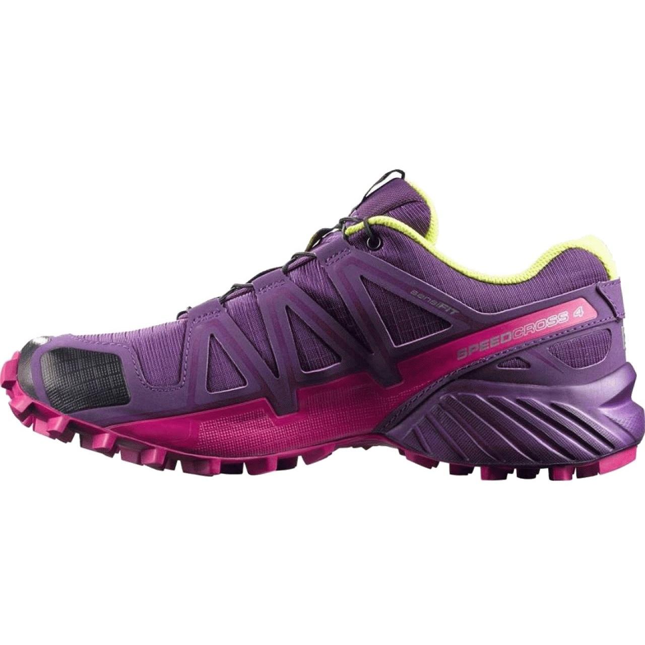 خرید اینترنتی                     کفش کوهنوردی زنانه سالومون مدل Speedcross 4