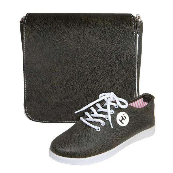 ست دو عددی کیف و کفش زنانه دوک مدل 45-14115