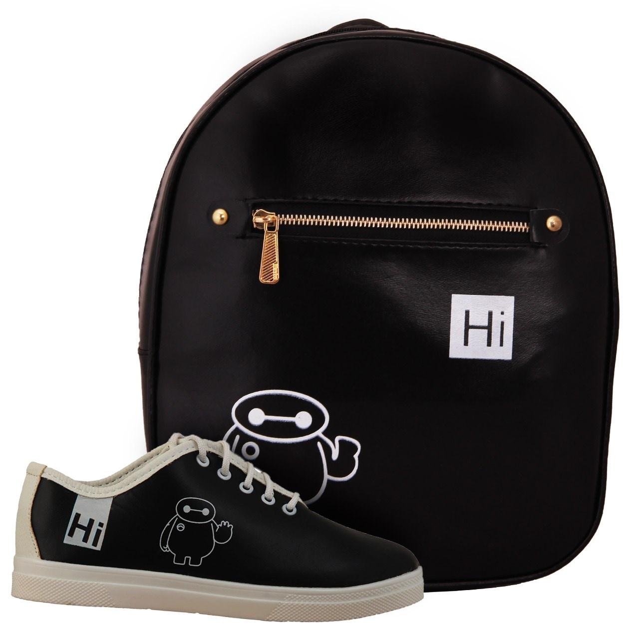 ست کیف و کفش زنانه دوک مدل 1-39050-K39050