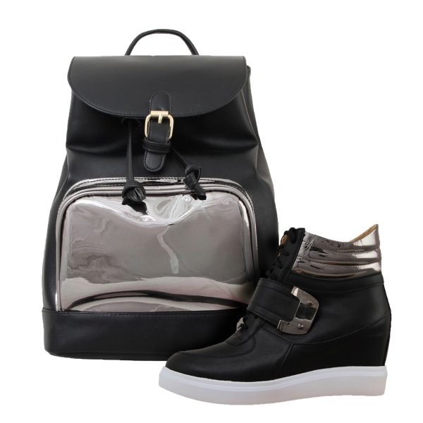 ست دو عددی کیف و کفش دوک مدل 1-39061-39063