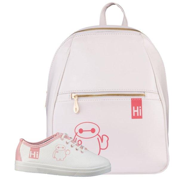 ست کیف و کفش زنانه دوک مدل 96-39050-K39050