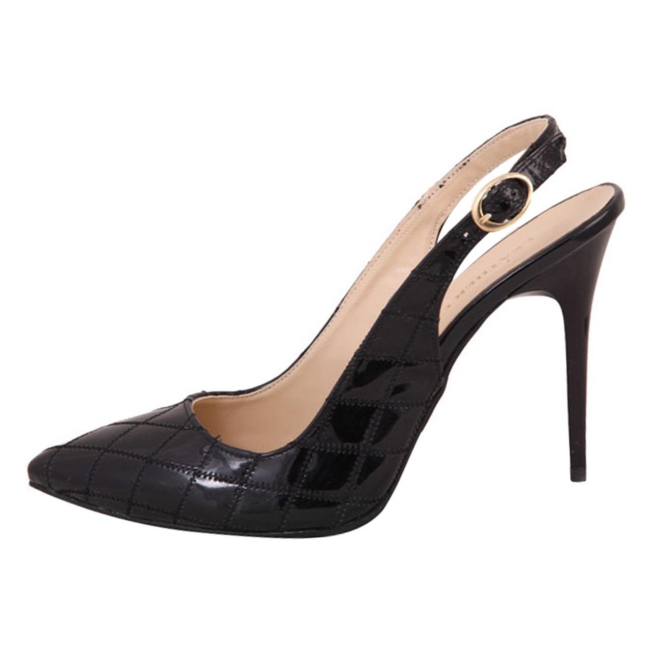 کفش زنانه  شهرچرم مدل 2-1-077
