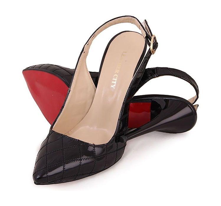 کفش زنانه  شهرچرم مدل 2-1-077 -  - 3