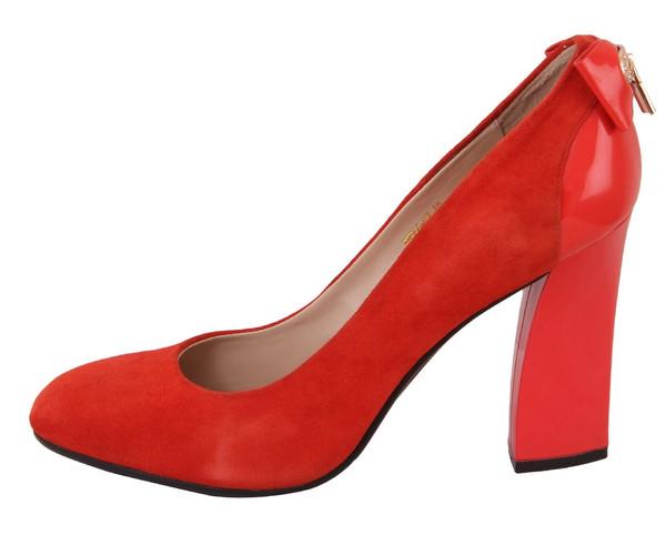 کفش زنانه  شهرچرم مدل7-7-566