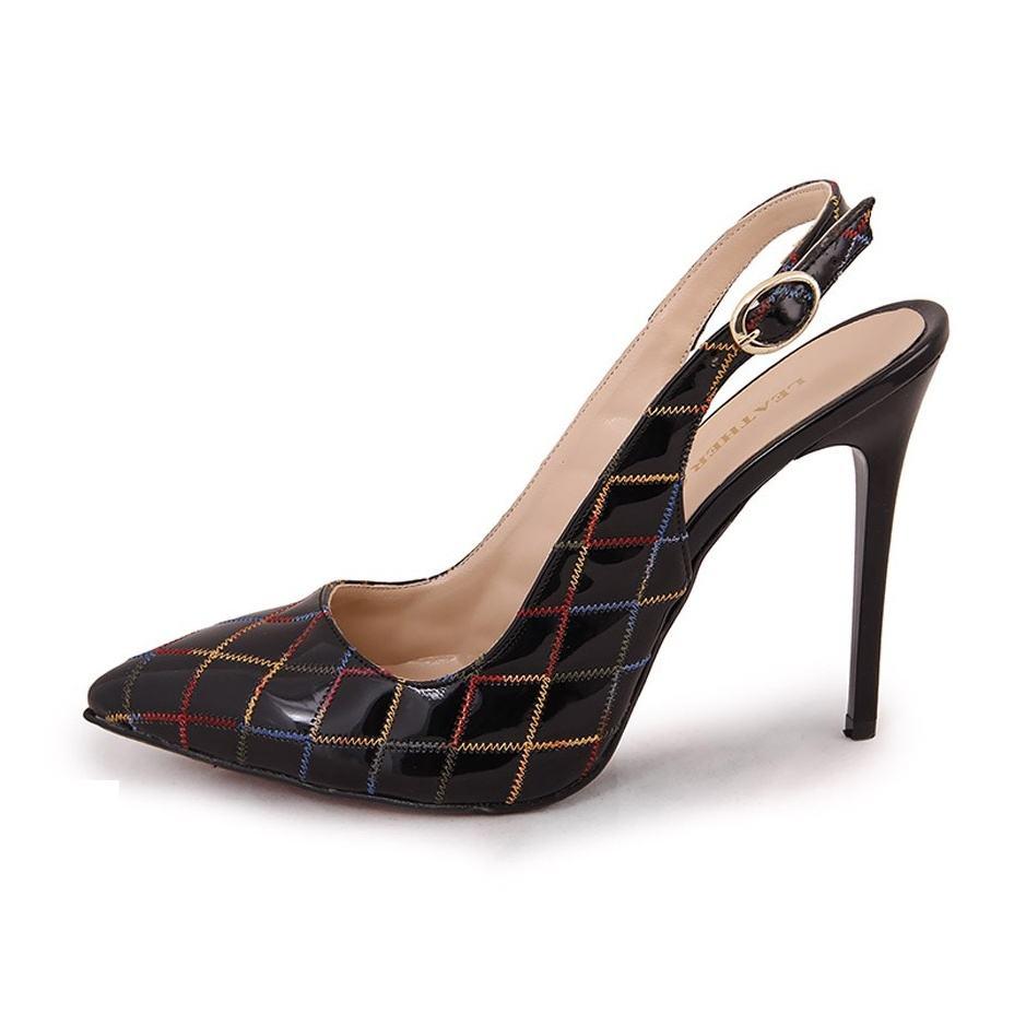کفش زنانه  شهرچرم مدل 1-077 -  - 2
