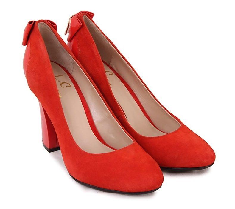 کفش زنانه  شهرچرم مدل7-7-566 -  - 5