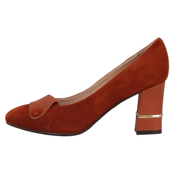 کفش زنانه  شهرچرم مدل 86-133-135