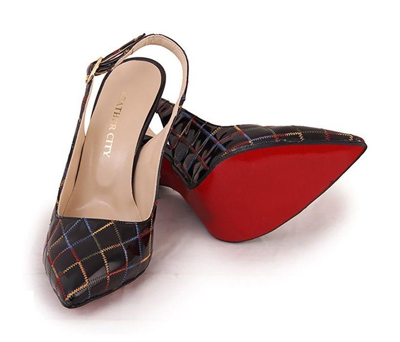 کفش زنانه  شهرچرم مدل 1-077 -  - 4