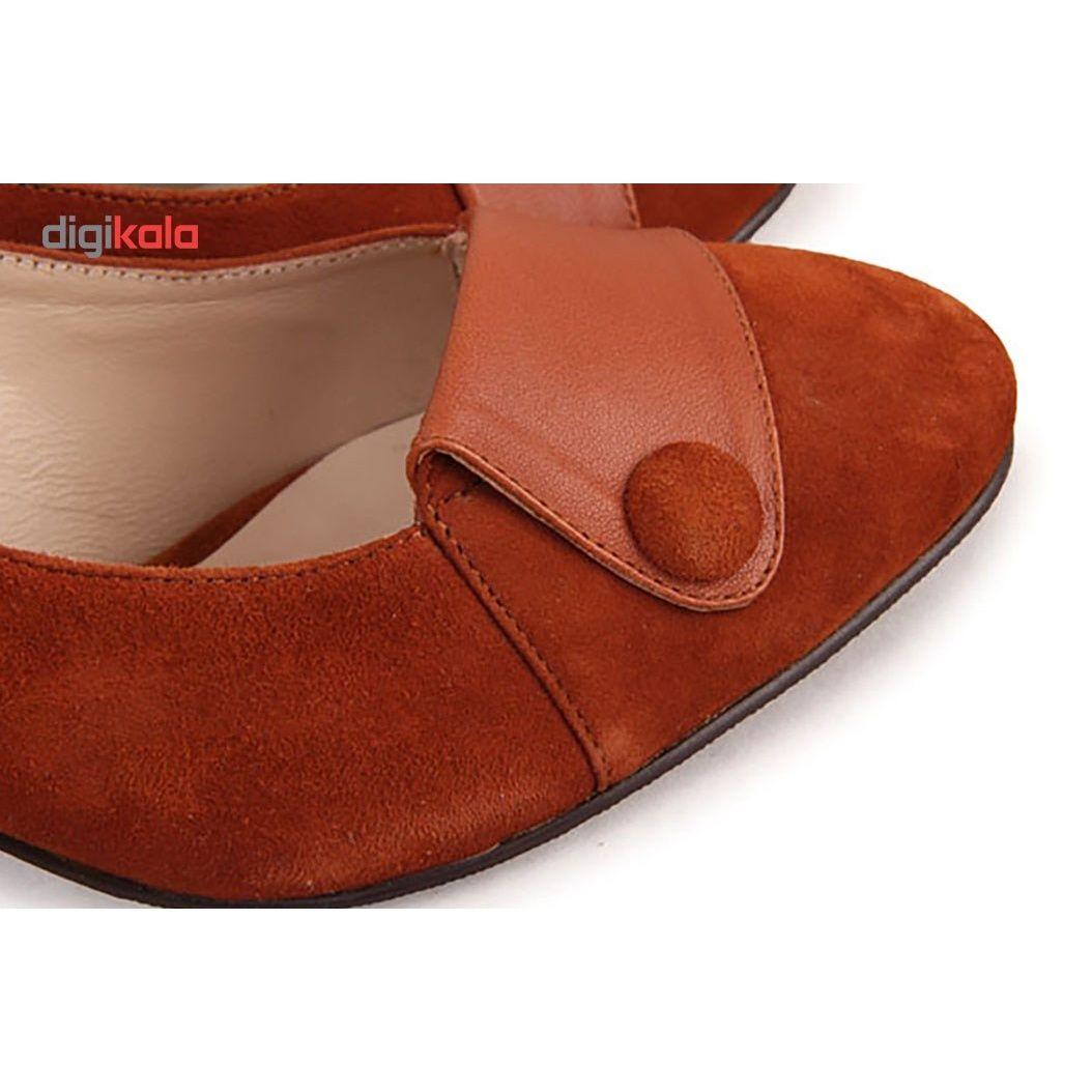 کفش زنانه  شهرچرم مدل 86-133-135 -  - 6