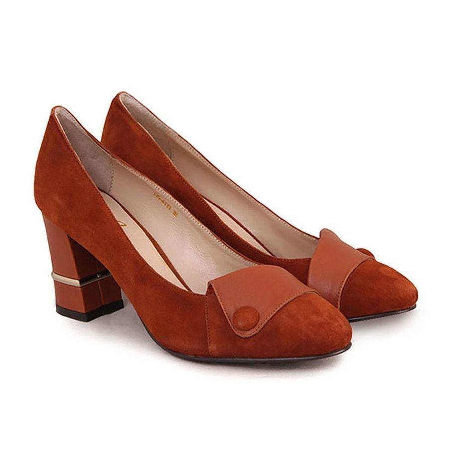 کفش زنانه  شهرچرم مدل 86-133-135 -  - 5