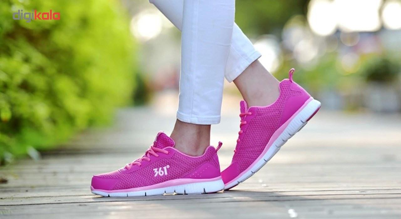 کفش مخصوص تمرین زنانه 361 درجه مدل 2277 -  - 7