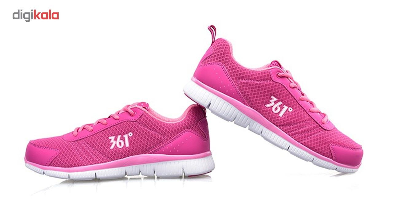 کفش مخصوص تمرین زنانه 361 درجه مدل 2277 -  - 6