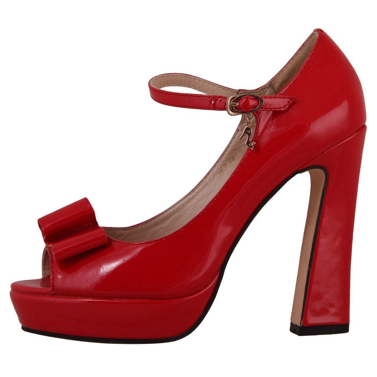 کفش زنانه  شهرچرم مدل 7-1-2121 -  - 1