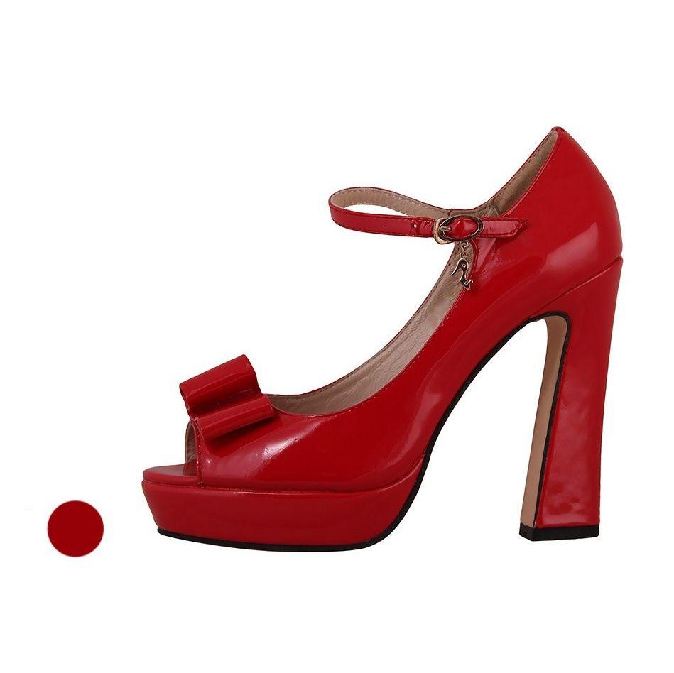کفش زنانه  شهرچرم مدل 7-1-2121 -  - 2