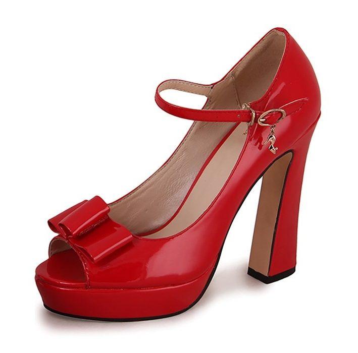کفش زنانه  شهرچرم مدل 7-1-2121 -  - 3