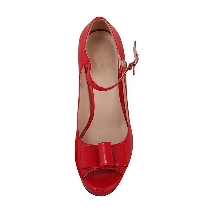 کفش زنانه  شهرچرم مدل 7-1-2121 -  - 7