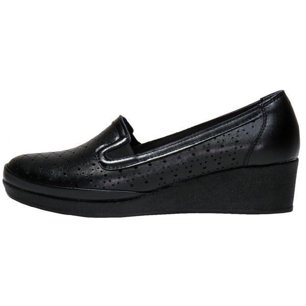 کفش چرمی زنانه پرین مدل PR403