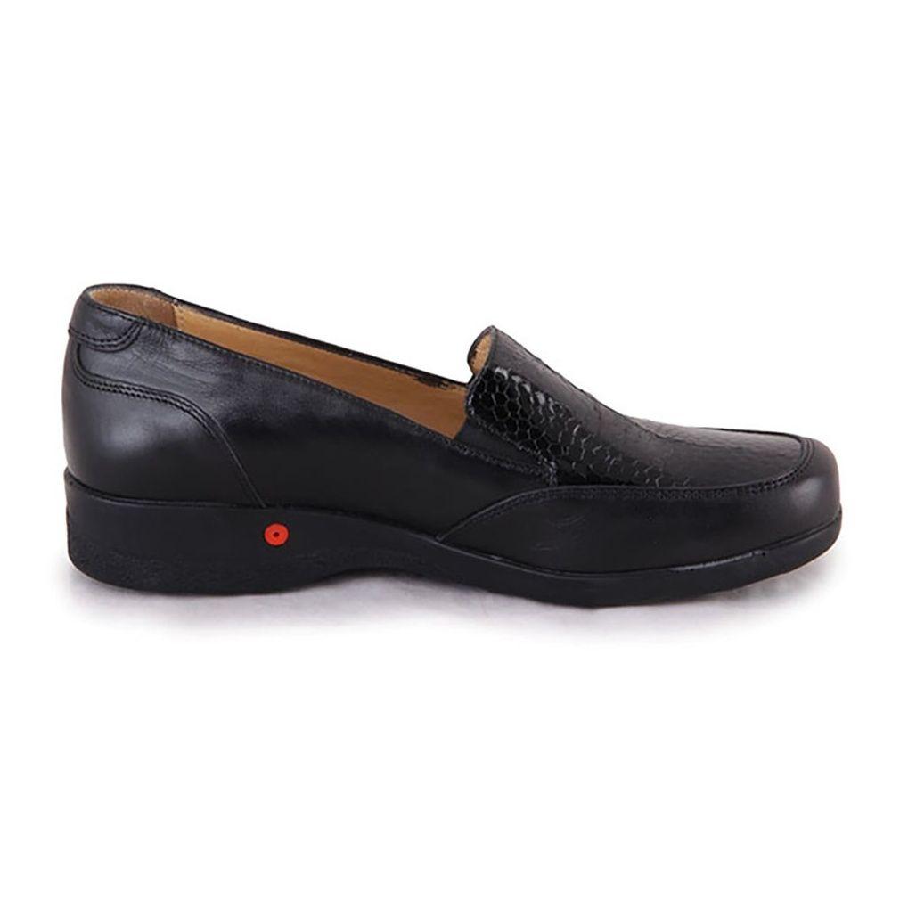 کفش زنانه  شهرچرم مدل 1-5574 -  - 4