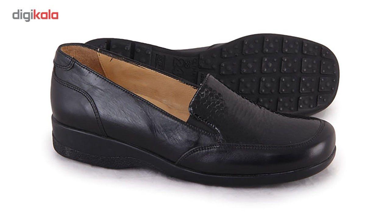 کفش زنانه  شهرچرم مدل 1-5574 -  - 7