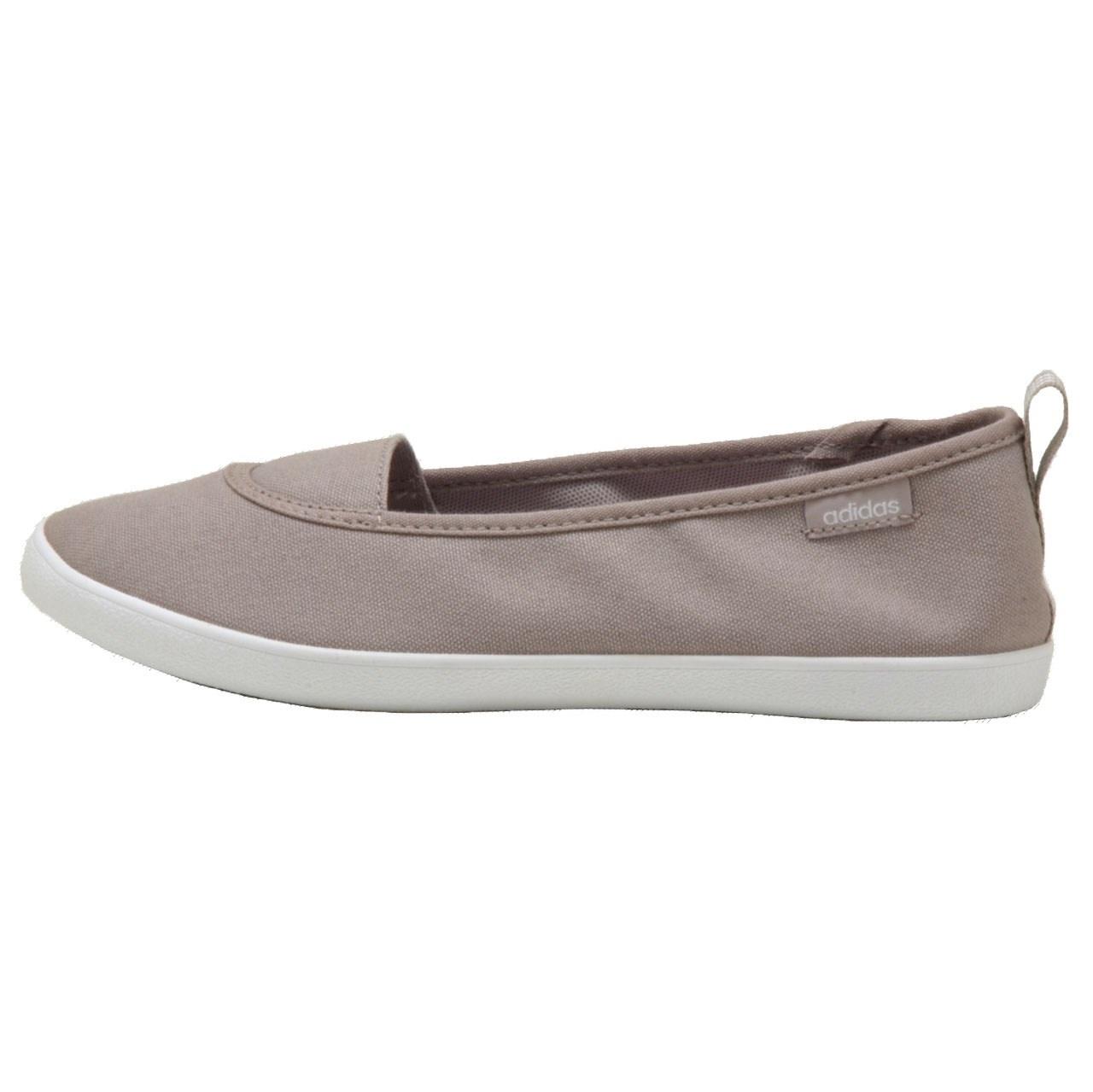 کفش دویدن زنانه آدیداس مدل QT Vulc Slip On