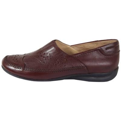 تصویر کفش طبی زنانه شهرچرم مدل 3-5041