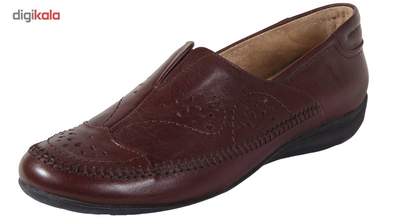 کفش زنانه شهرچرم مدل 3-5041 -  - 3