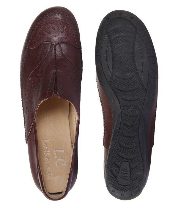 کفش زنانه شهرچرم مدل 3-5041 -  - 6