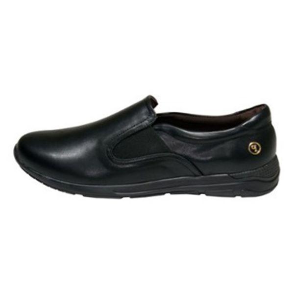 کفش چرم زنانه آریوان مدل ARZ508M