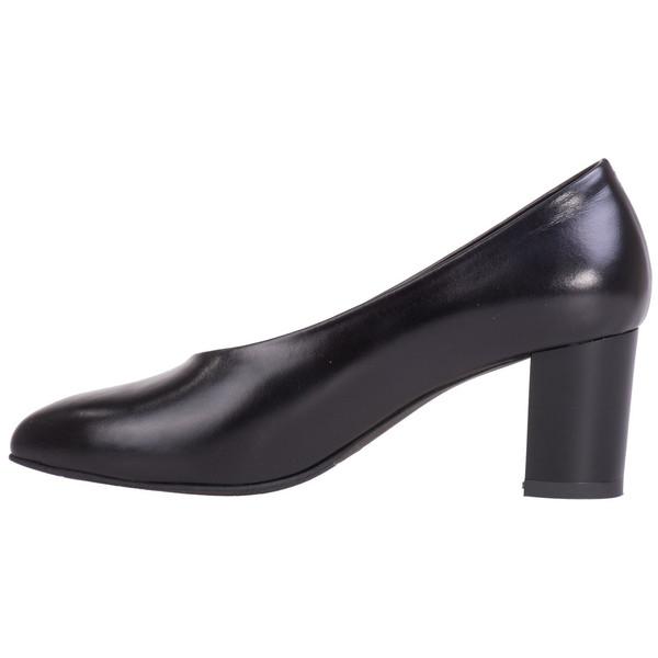 کفش تمام چرم یاس  مدل لودوشکا