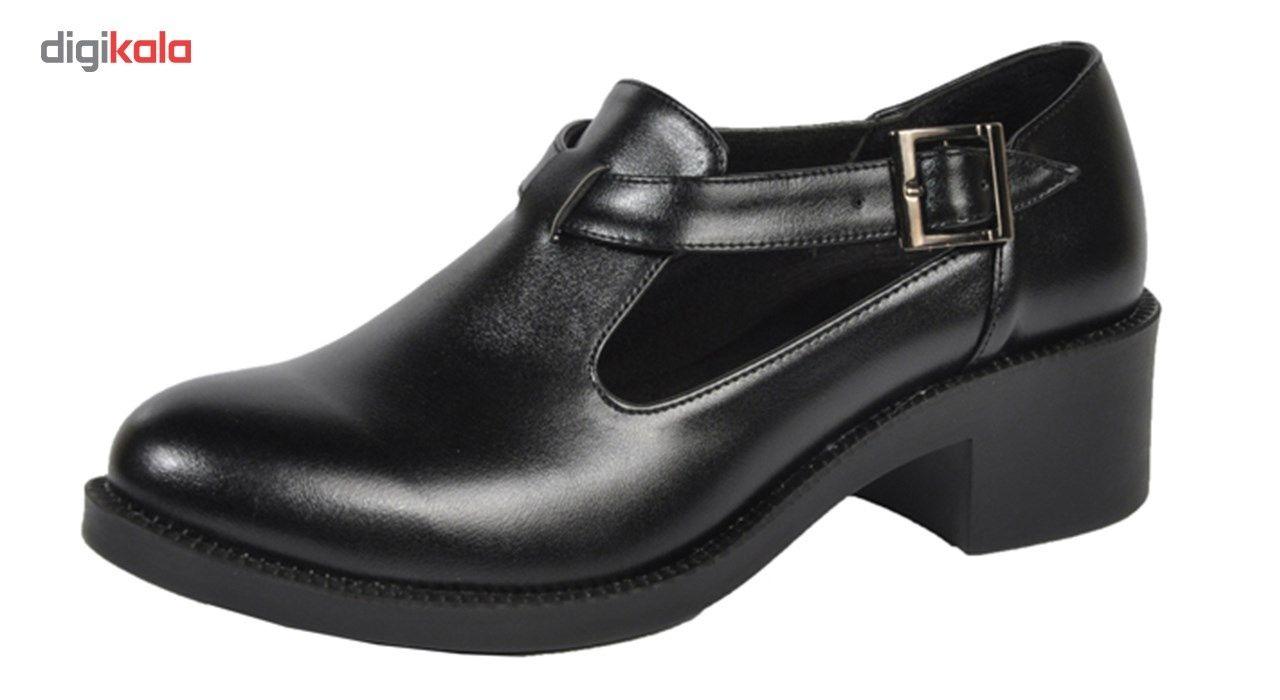 کفش چرم  زنانه آریوان مدل ARZ521M main 1 2