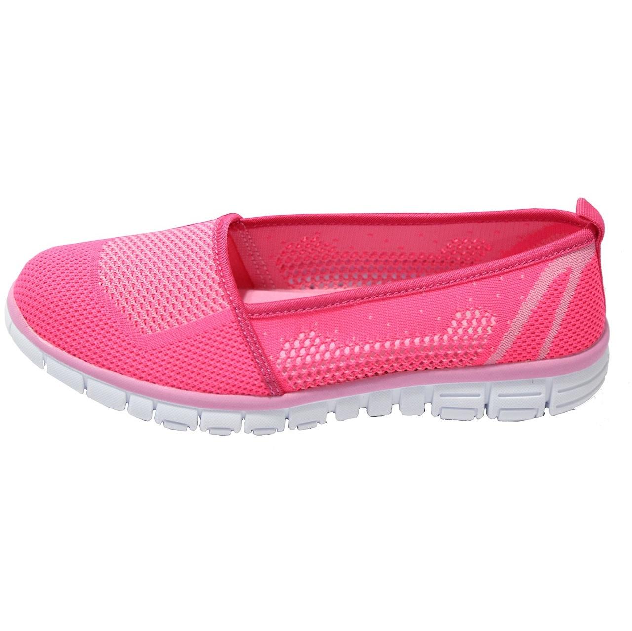 کفش مخصوص پیاده روی زنانه ساکریکس LSH90100-PINK
