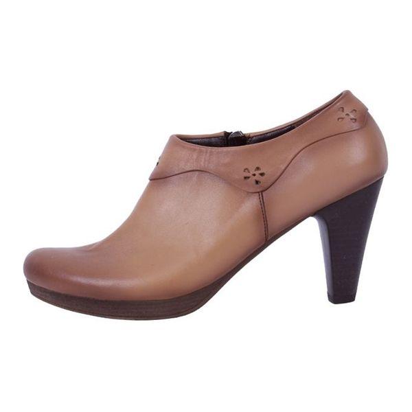 کفش چرم زنانه مهاجر مدل m43k