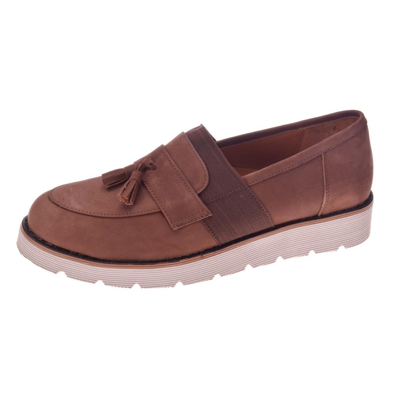 کفش چرم زنانه پانیسا مدل 705C